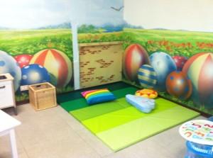 sala per feste bambini roma