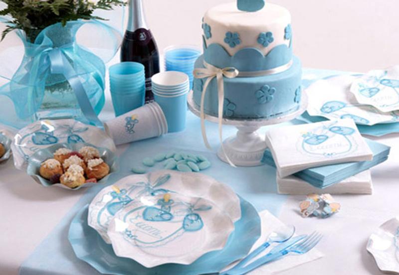 Tavolo Compleanno Bimbo : Come allestire la tavola del primo compleanno givi italia