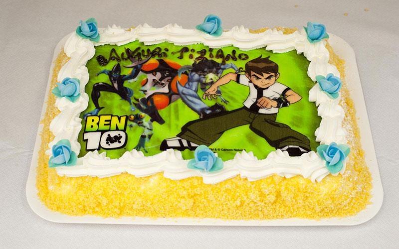Conosciuto Torte di Compleanno « Le Feste del ViAndante YQ12
