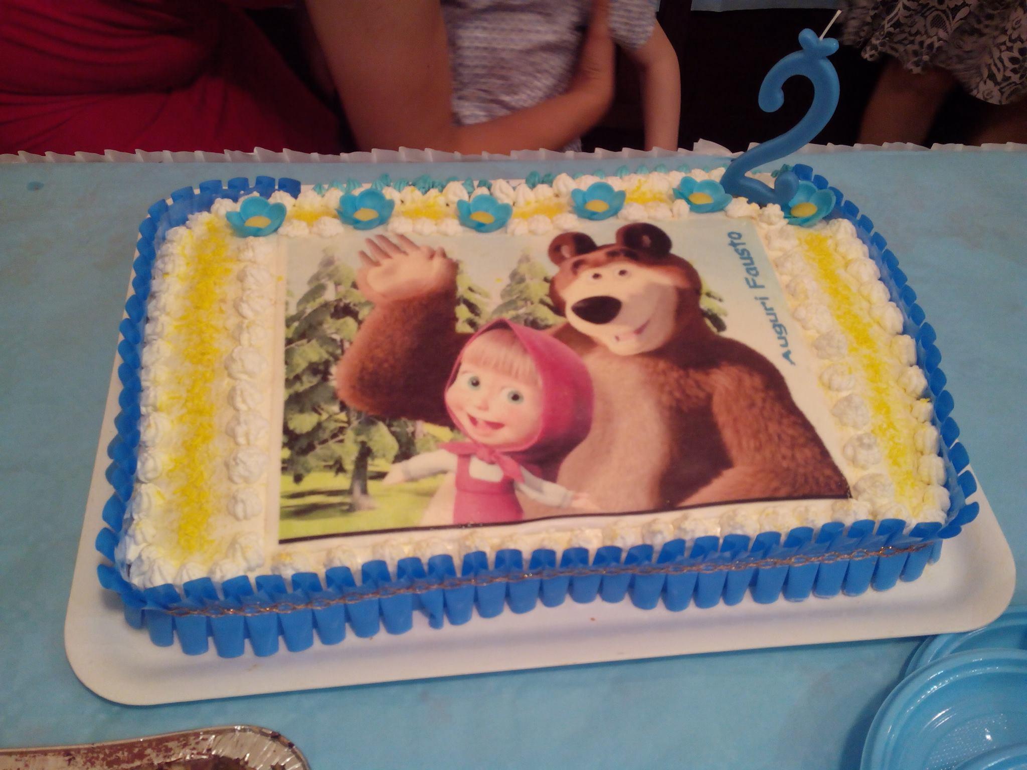 Ben noto Torte di Compleanno « Le Feste del ViAndante JY07