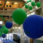palloni giganti 150 cm da interno